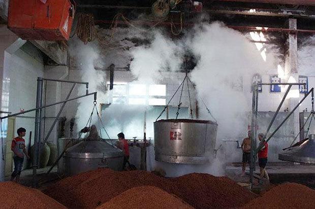 酱香型白酒生产工艺
